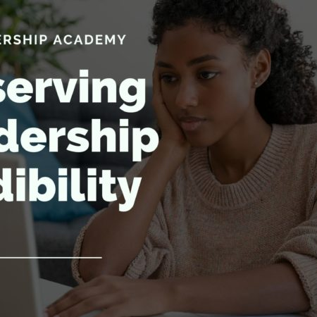 Preserving Leadership Credibility