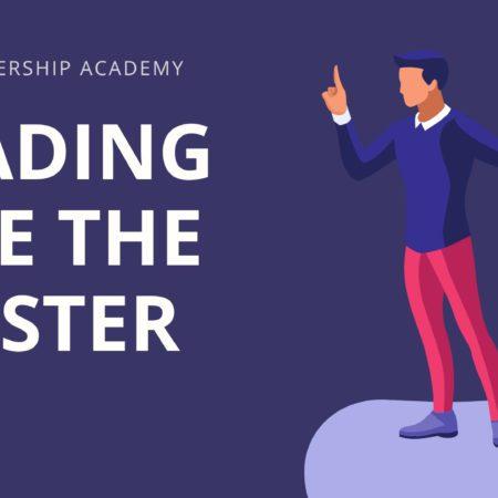 Leading Like The Master